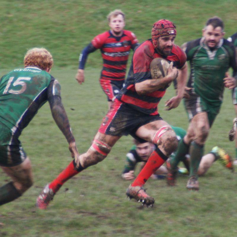 Reds come from behind to beat Ivybridge