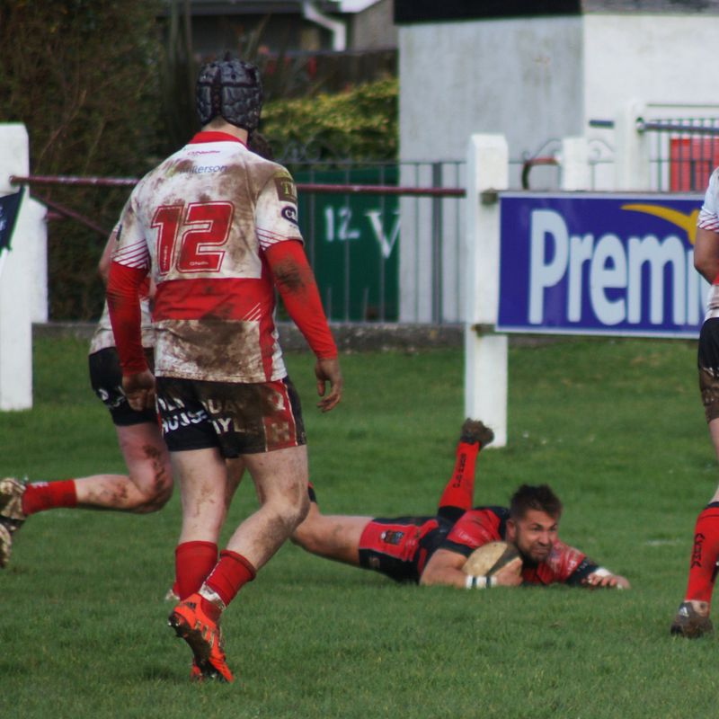Excellent win on the road at Camborne for Old Reds