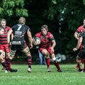Reds lose to strong Taunton Titans side