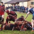 Rams shade Reds to take hard fought win