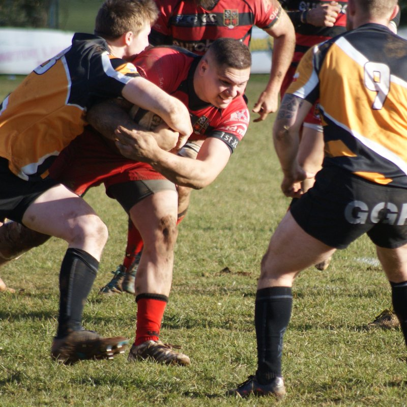 Reds push Chinnor all the way in narrow defeat