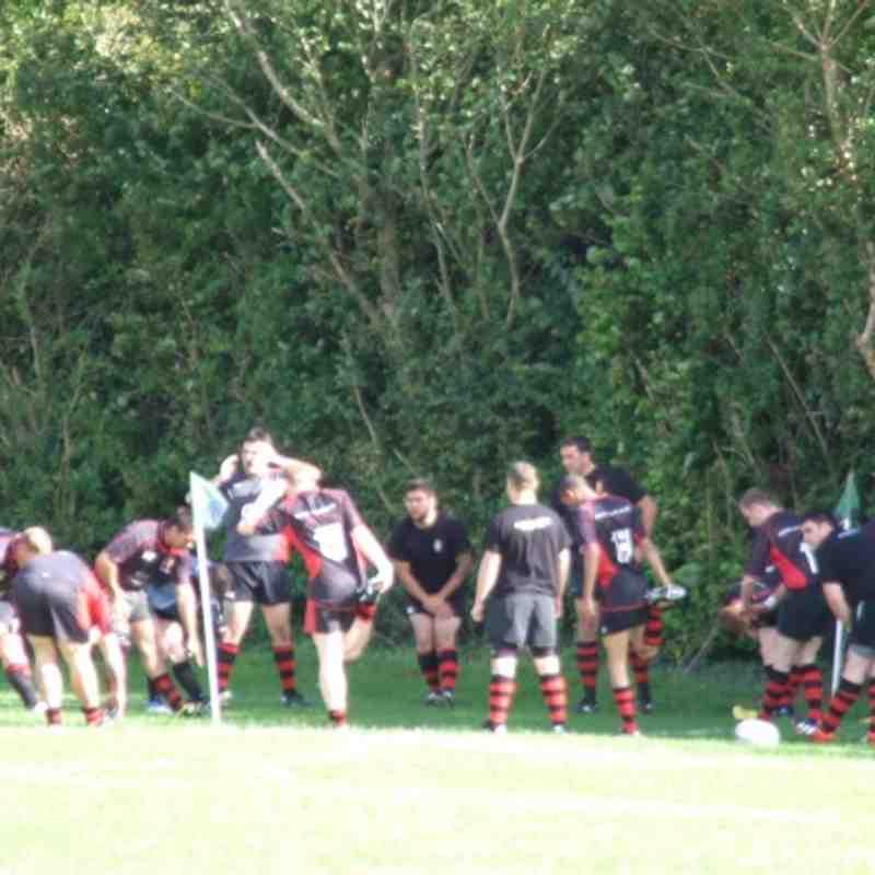 Avonmouth 3s v Southmead 2s