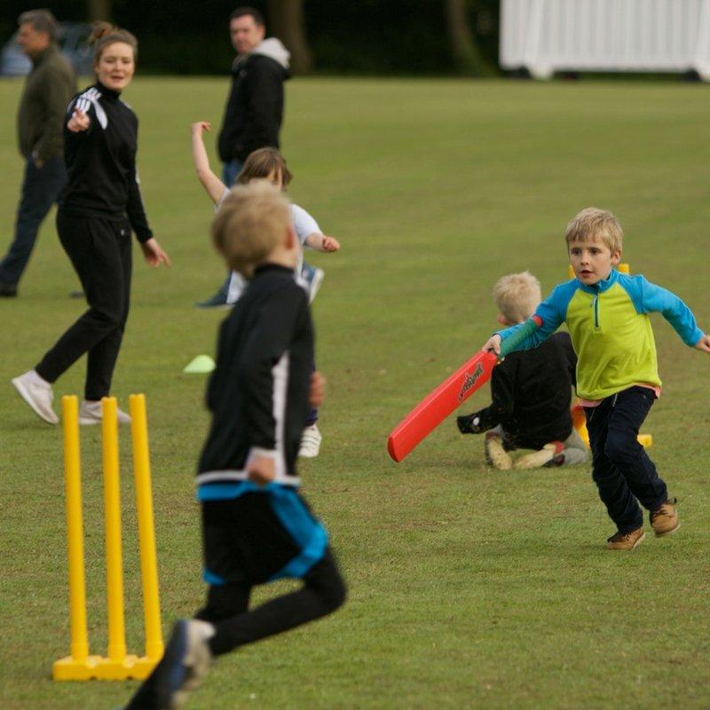 Under 11 Cricket Skills Day