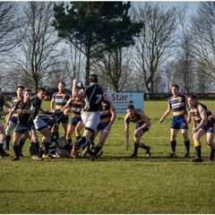 Kesteven 1st XV v Loughborough RFC 18-02-2017