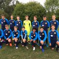 United u15s unable to match Hinksey Park