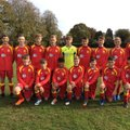 St Edmunds vs. u15 United