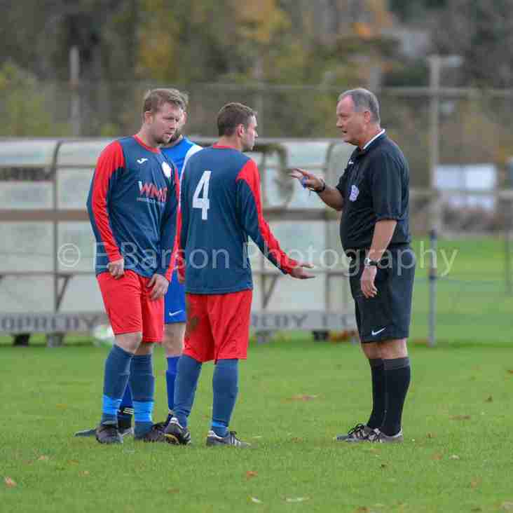 RESERVES REACH COUNTY CUP FINAL