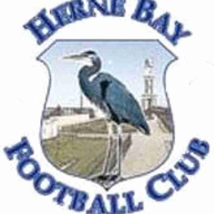 8 Dec: U21s 2 Herne Bay 5