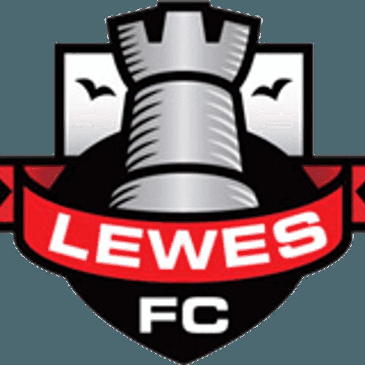 27 Apr: Ramsgate U21s 1 Lewes 1