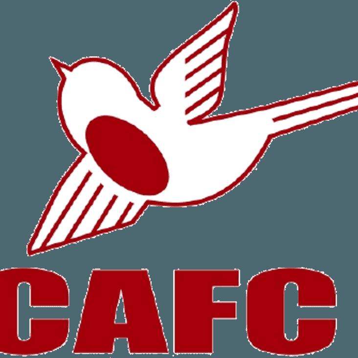 23 Feb: Ramsgate U21s 2 Carshalton 0