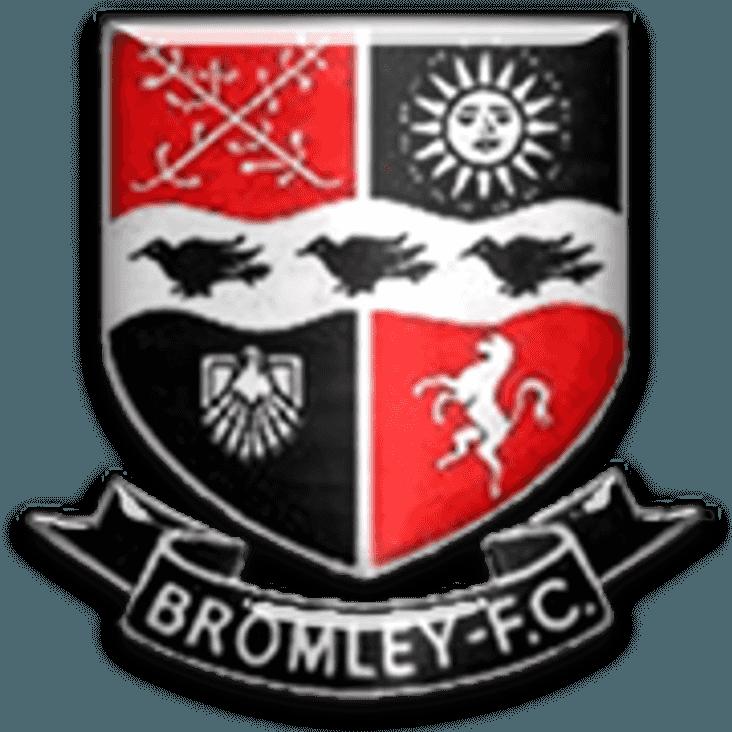 Fri 31 Mar: Ramsgate U18s 1 Bromley 4