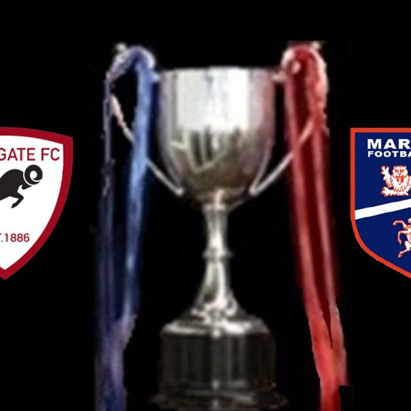 Isle of Thanet Challenge Cup Date Confirmed