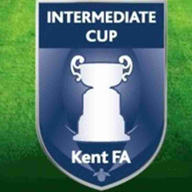 11 Aug: Kent Intermediate Cup Draw