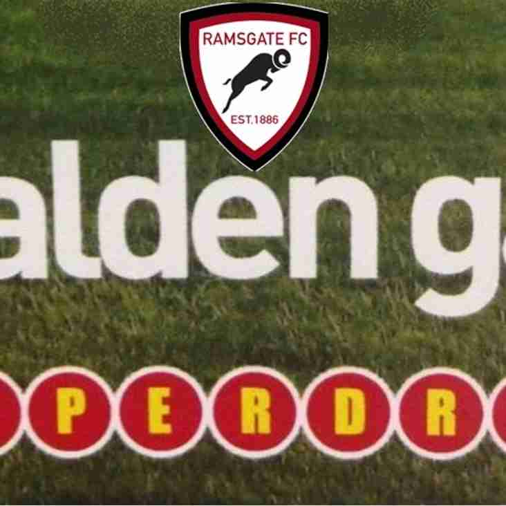 12 Mar: Goalden Gate Superdraw