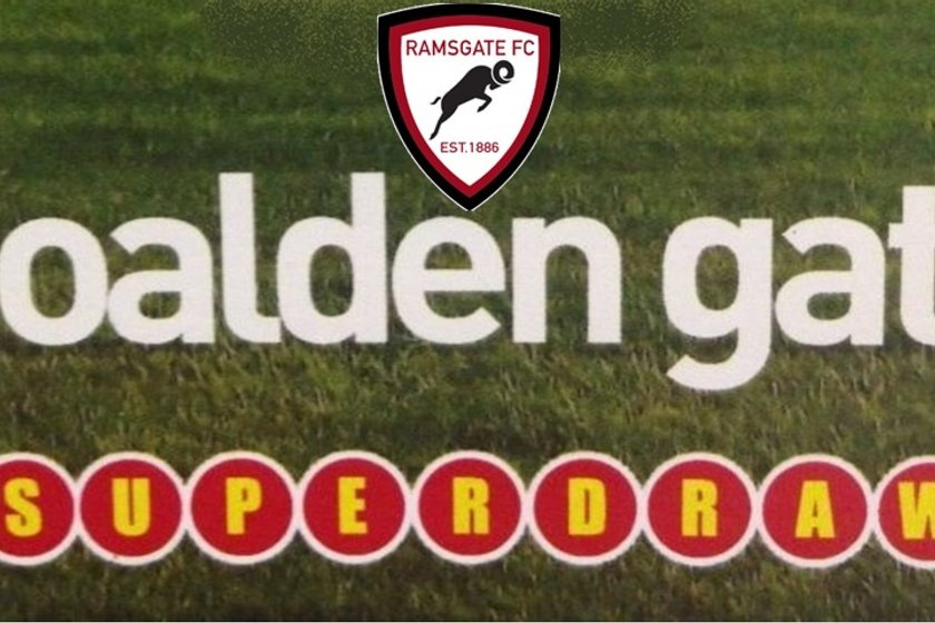 13 Aug: Goalden Gate Superdraw