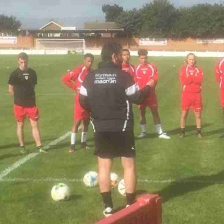 14 Sep: Job Vacancy - First team Coach
