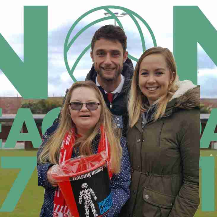 7 Oct: Rams Donate On Non-League Day