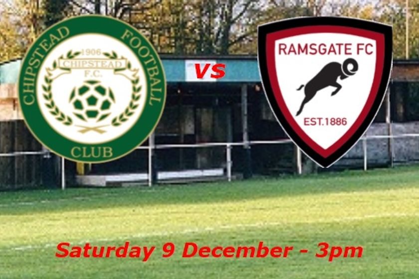 9 Dec: Chipstead 1 Rams 1