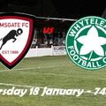 18 Jan: Under 18s v Whyteleafe
