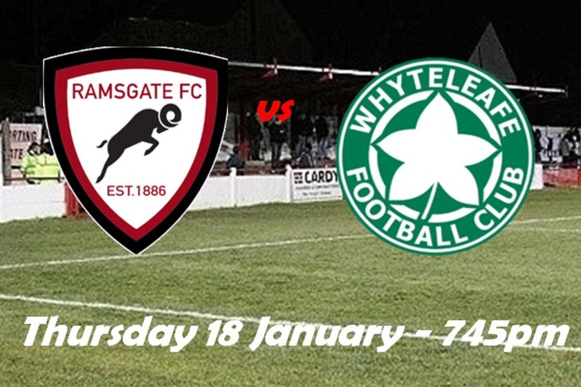 18 Jan: U18s 2 Whyteleafe 3