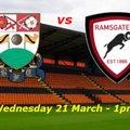21 Mar: Barnet Academy 1 Rams 7