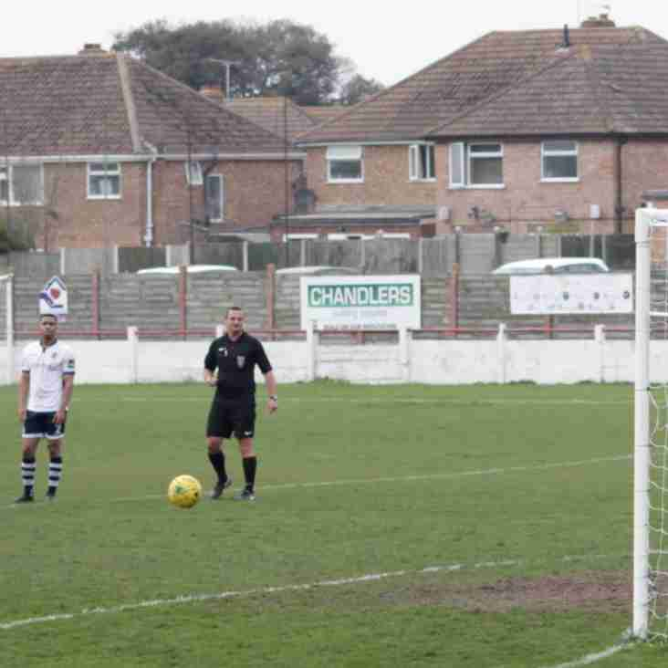 14 Apr: Rams 2 Corinthian-Casuals 2