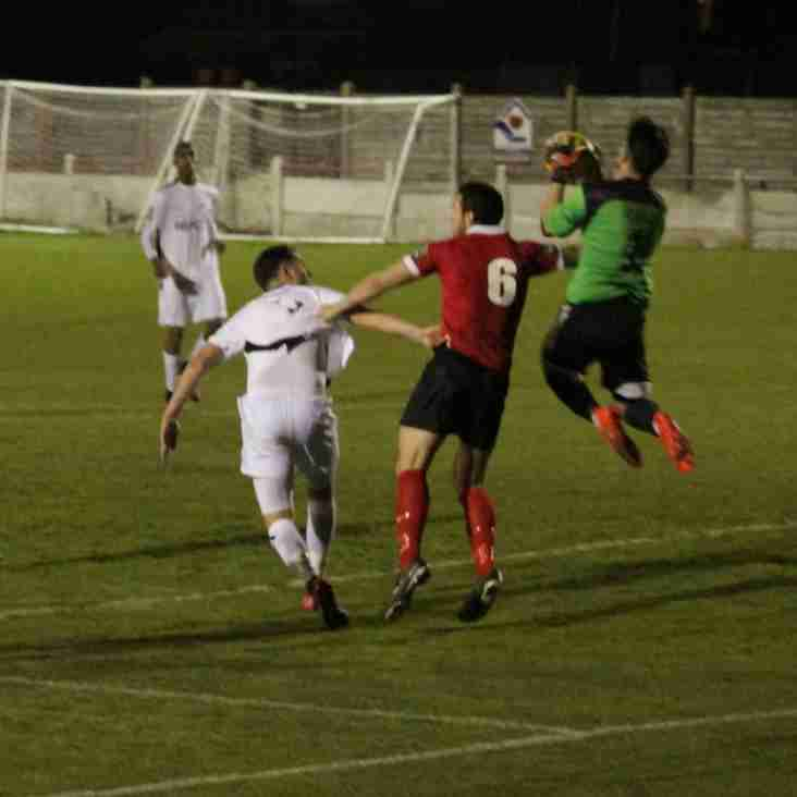 17 Apr: Rams 0 Carshalton 2