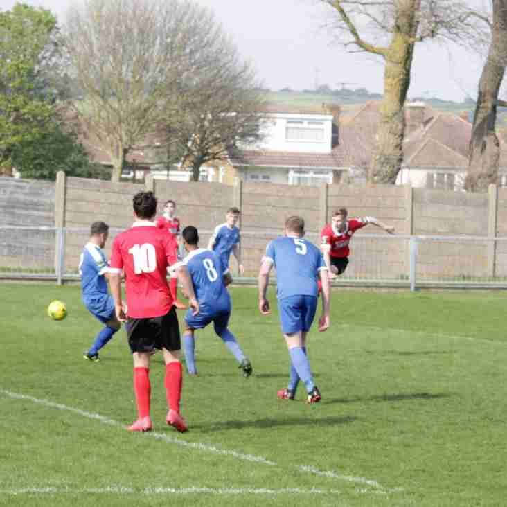 21 Apr: Shoreham 1 Rams 5