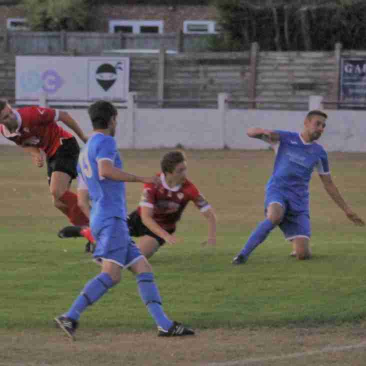 31 Jul: Rams 3 New Romney 0