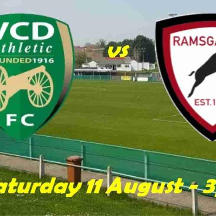 11 Aug: VCD 2 Rams 1