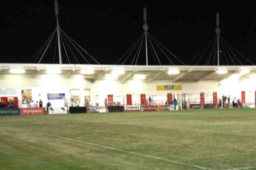 9 Aug: Chatham Res 2 Rams U23s 4