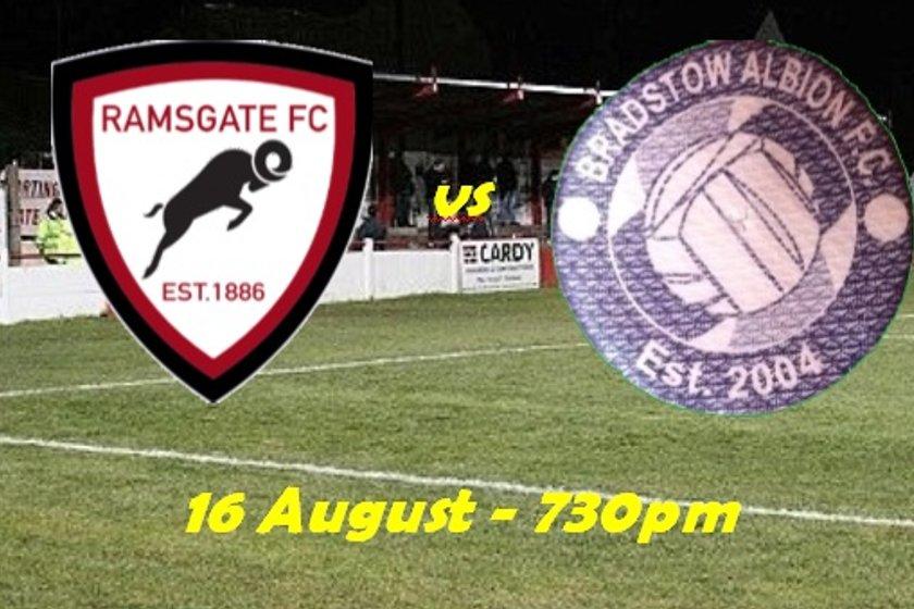 16 Aug: Reserves 4 Bradstow Albion 3