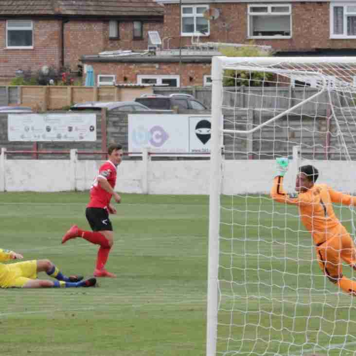 27 Aug: Rams 4 Whitstable 1