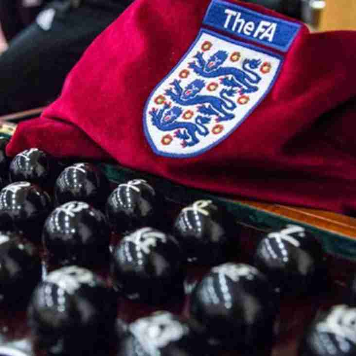 15 Oct FA Trophy Draw