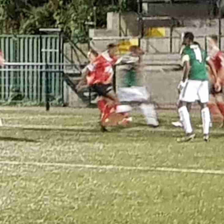 2 Oct: Whyteleafe 1-1 Ramsgate