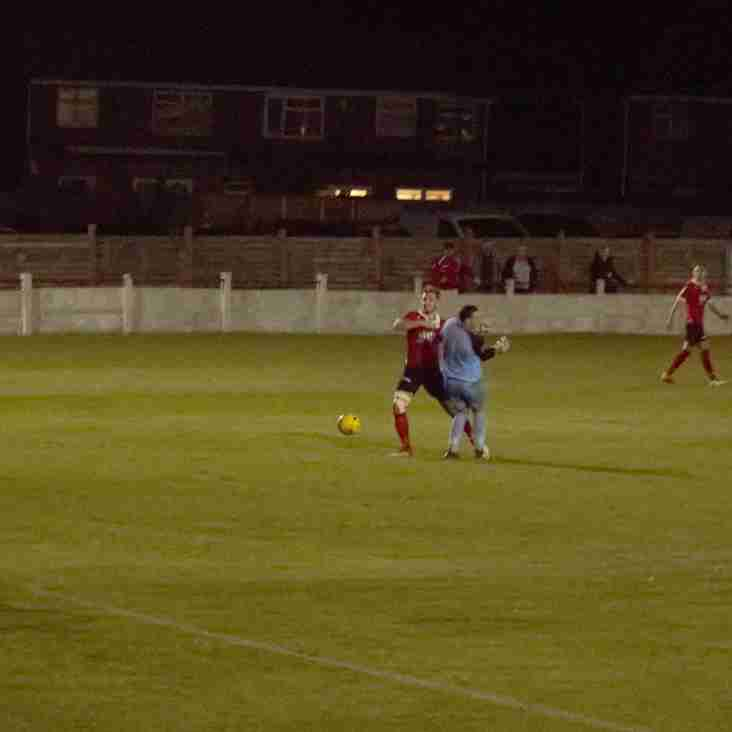16 Oct Ramsgate 1 Phoenix 0 - FA Trophy Replay