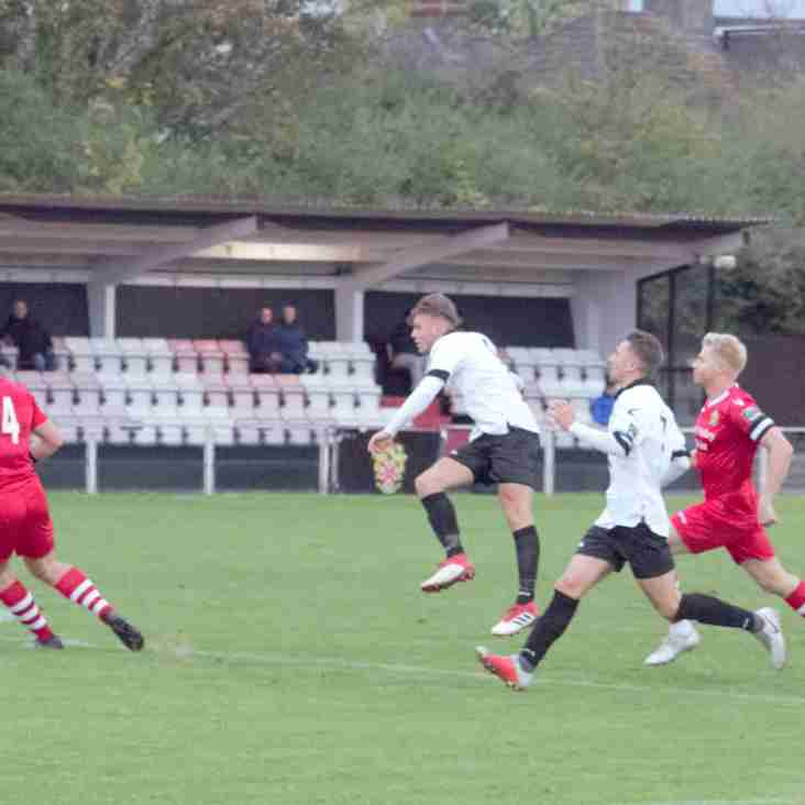 27 Oct: Hornchurch 6 Ramsgate 0
