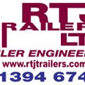 "A warm welcome to our new sponsor ""RTJ Trailers Ltd"""