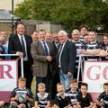 The Goldstar Rugby Ground naming ceremony