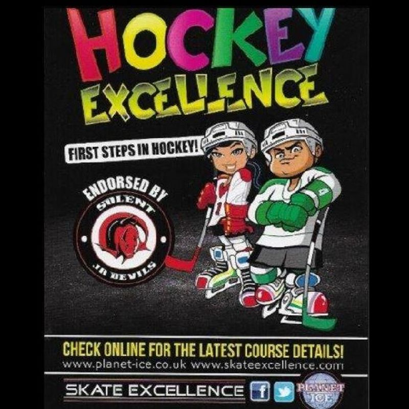 Interested in trying Ice Hockey?