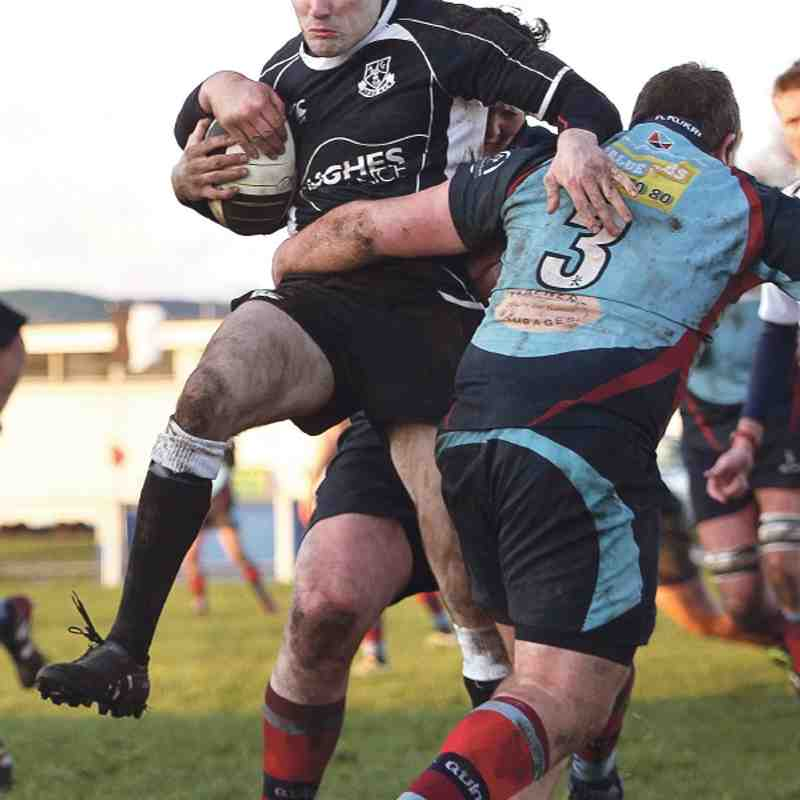 1sts v Harlequins Dec 2011