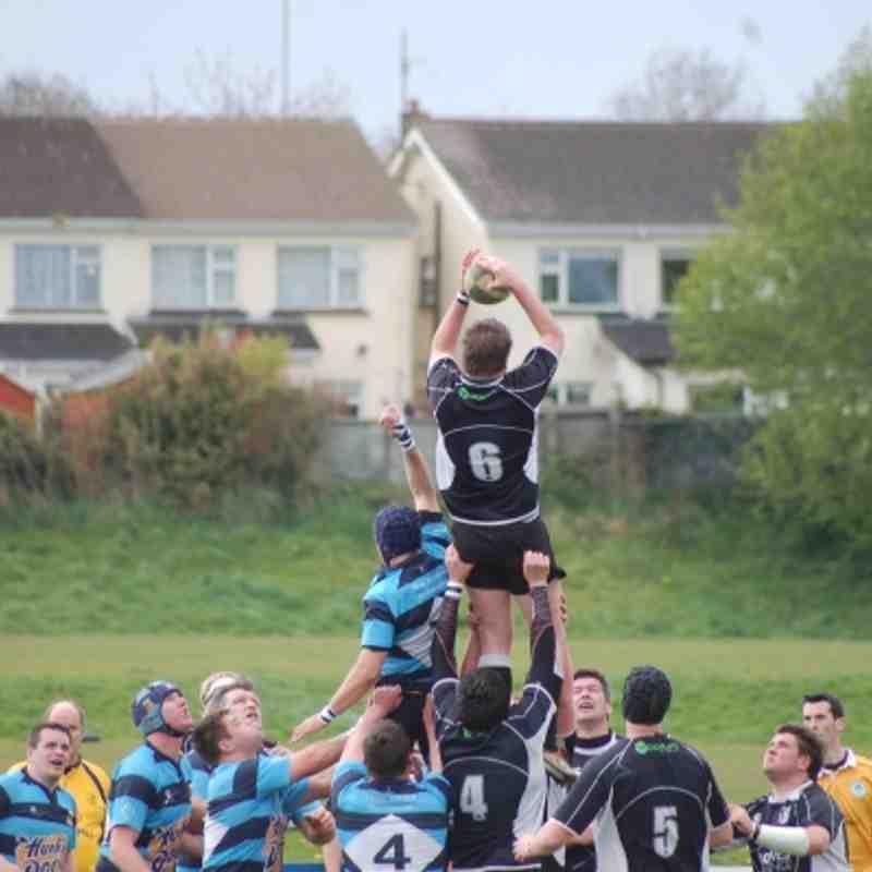 Ards 1sts v Navan April 2012
