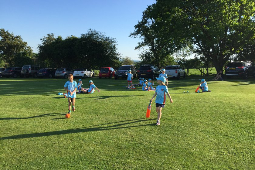 Exhall CC youth section set to grow in 2018
