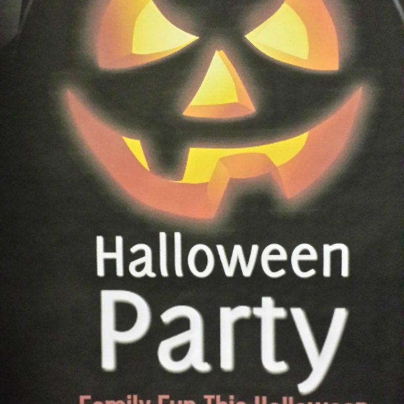 Childrens Halloween Party.