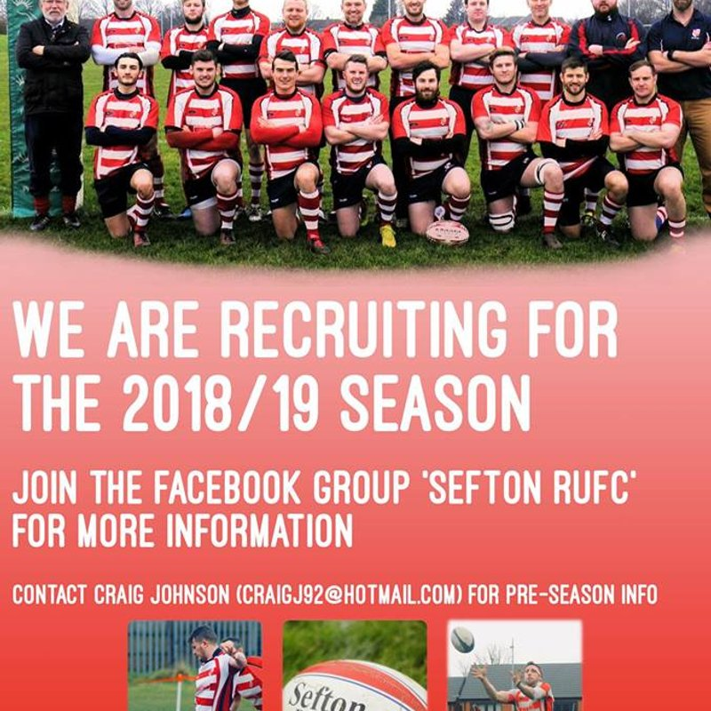 Sefton Recruitment Flyers 2018-19