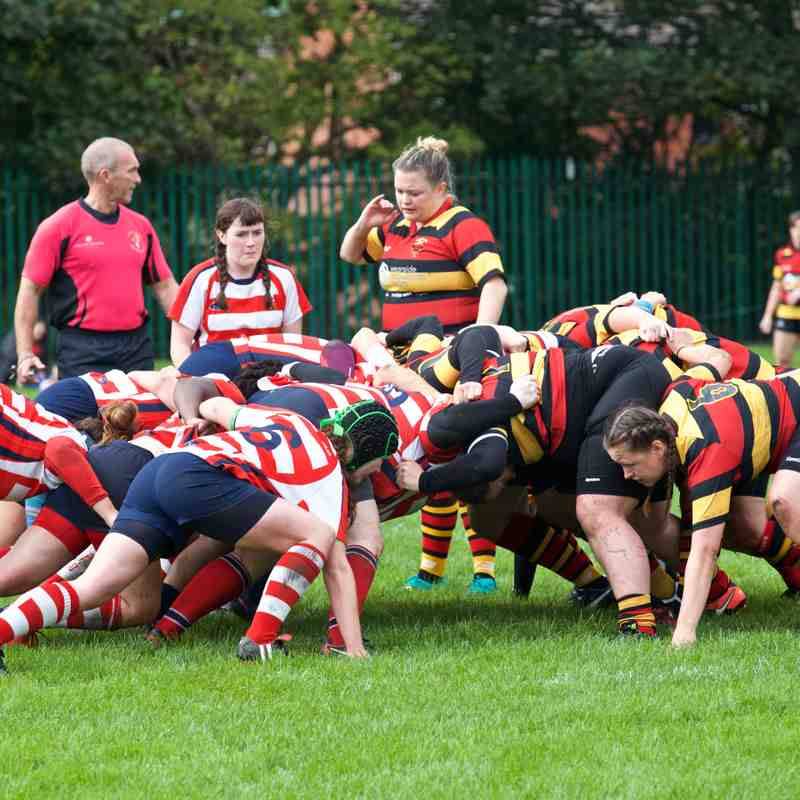 Ladies Rugby - Sept 2018 (Les Ingham)