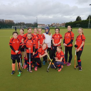 Blackheath girls hammer Wolves