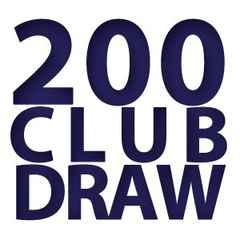BRFC 200 Club - Latest Winners!