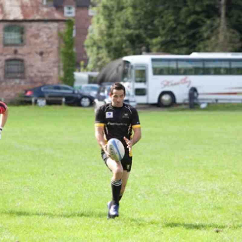 Bridgnorth 1sts v Walsall (H) Pre-Season 18/8/12
