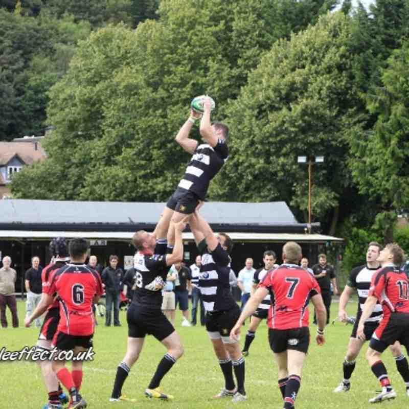 Bridgnorth 1sts v Walsall (H) 16/08/14